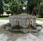 Fontana di acqua marcia - foto scattata da Sonia