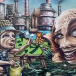 Street art  Isola district