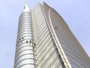 senzapaura- torre unicredit